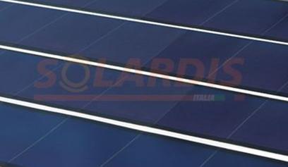Innovative soluzioni fotovoltaiche integrate Solardis