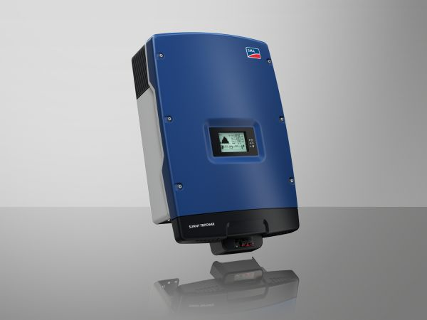 """Massima efficienza energetica per il """"piccolo"""" inverter SMA Sunny Tripower"""