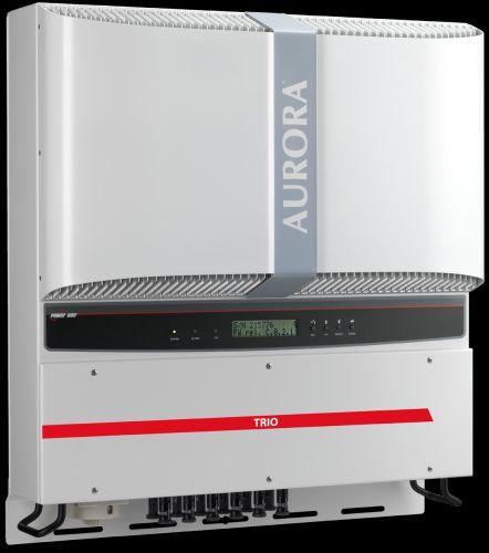 PVI-8.0-TL-OUTD: Inverter Trifase 8 kW non isolato per impianti a tetto