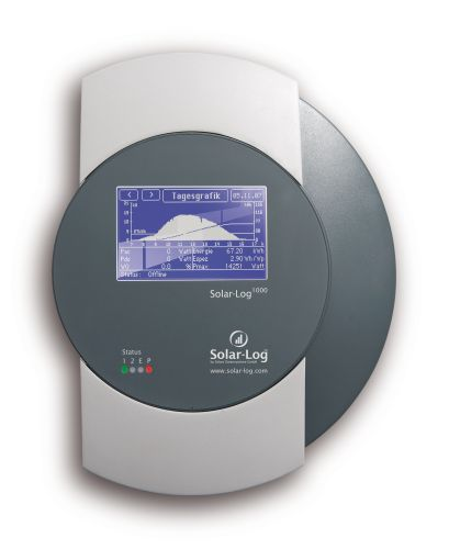 SOLAR-LOG, nuovo sistema di monitoraggio adottato da CONERGY