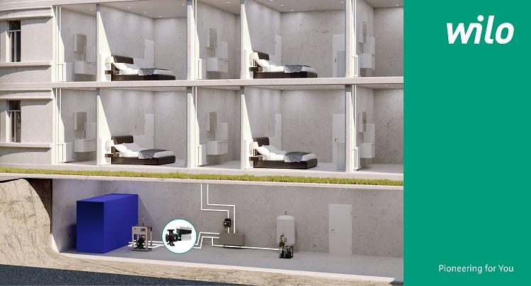 Elettropompe per applicazioni commerciali e industriali
