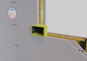 Guaina per la protezione di scatole elettriche AF E-BOX