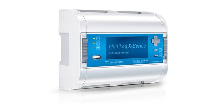 Blue'Log X series
