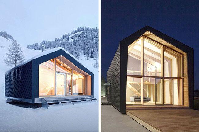 Frame Home: la casa modulare in legno per climi estremi