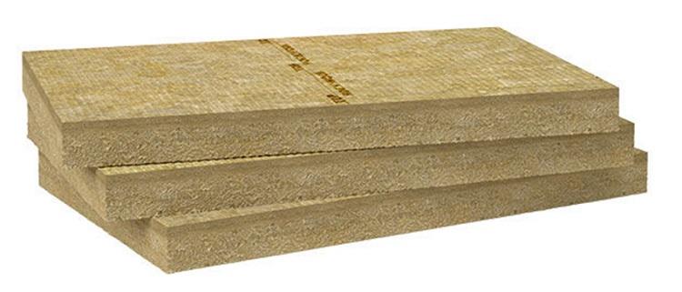 Frontrock Max Plus: pannello rigido in lana di roccia a doppia densità