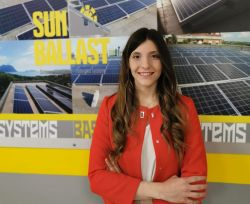Giovanna Salemi, responsabile marketing e commerciale Sunballast