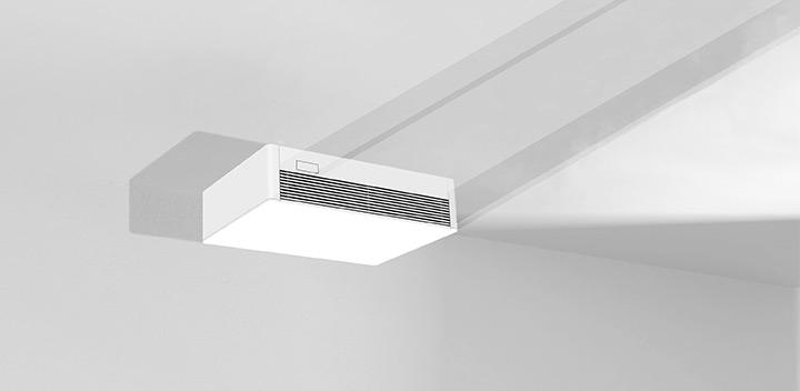 Innova: nuove unità per il ricambio e la purificazione dell'aria