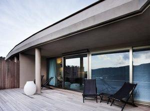 Sistema per finestre e porte scorrevoli in alluminio NC-S 150 STH
