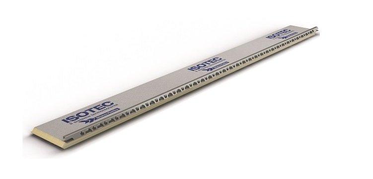 ISOTEC XL – Pannello termoisolante per coperture