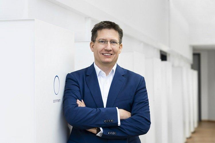 Oliver Koch, nuovo CEO di sonnen