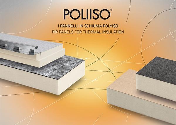 Pannelli isolanti POLIISO