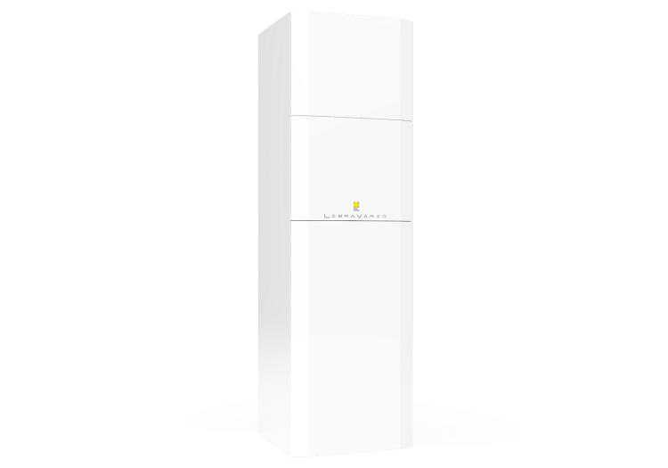 LibraVario: sistema integrato pompa di calore