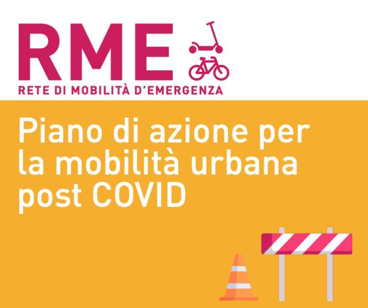 Piano per la mobilità sostenibile RME - Rete di Mobilità d'Emergenza
