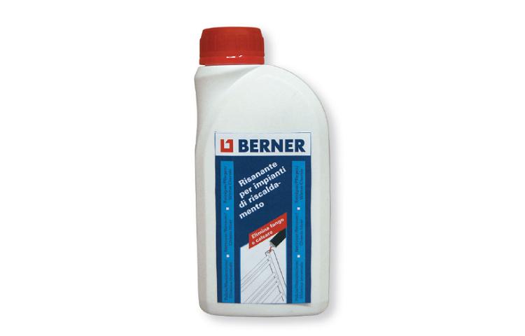 Risanante Berner per impianti di riscaldamento