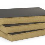 Rockacier B Soudable / Rockacier B Soudable Energy: pannello isolante in lana di roccia