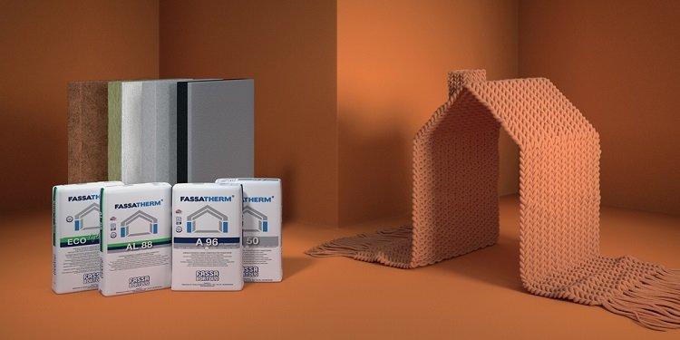 Fassatherm: lastre e pannelli per isolamento termico