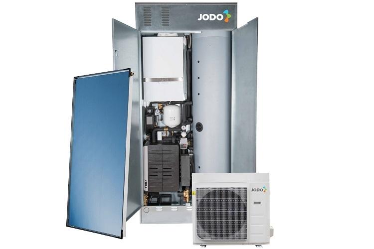 Sistema ibrido multi energia JH3