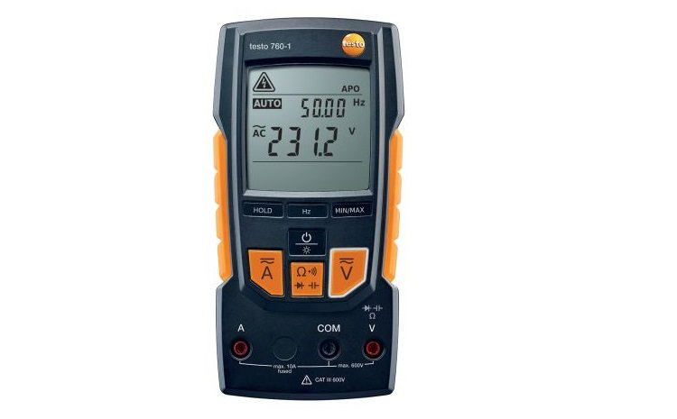 Multimetro digitale versione standard TESTO 760-1