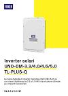 Scheda tecnica UNO-DM-3.3/4.0/4.6/5.0-TL-PLUS-Q