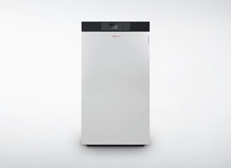 Vitocrossal 100: caldaia a basamento a condensazione