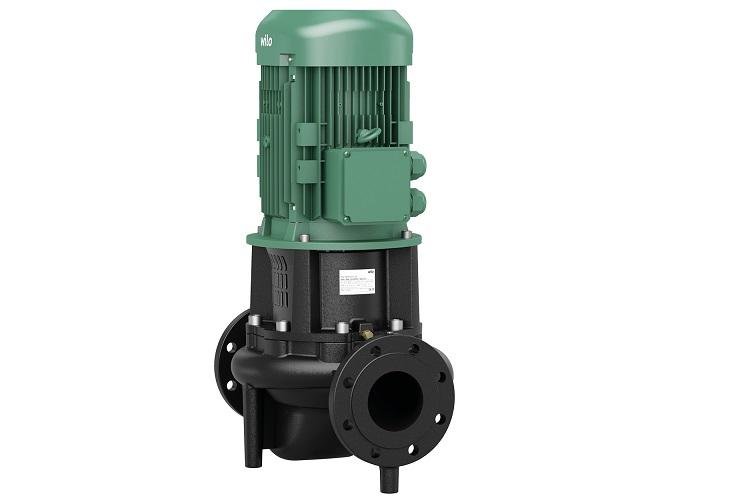 Wilo-CronoLine-IL: elettropompe inline a motore ventilato