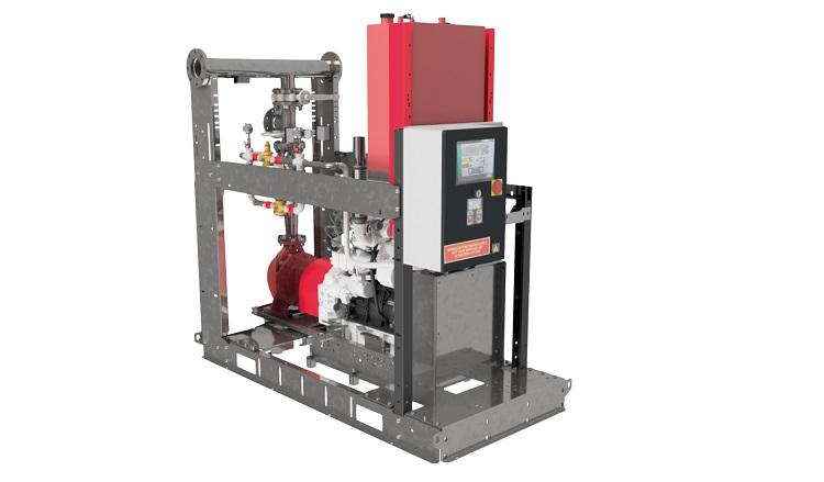 Wilo-SiFire Easy: sistemi di pressurizzazione idrica antincendio