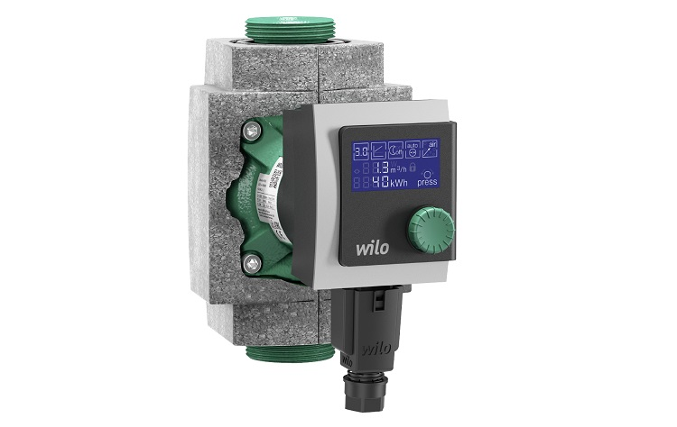 Wilo-Stratos PICO: circolatori ad alta efficienza