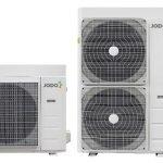 Pompe di calore ibride JODO AIRP ad elevata sostenibilità