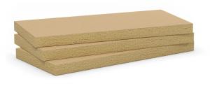 Airrock 33 Kraft: pannello isolante per pareti perimetrali