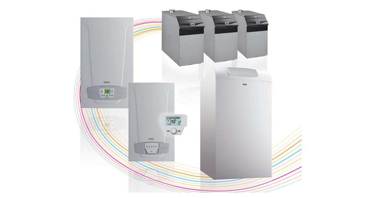 Sistemi a condensazione BAXI per impianti termici ad elevata potenza