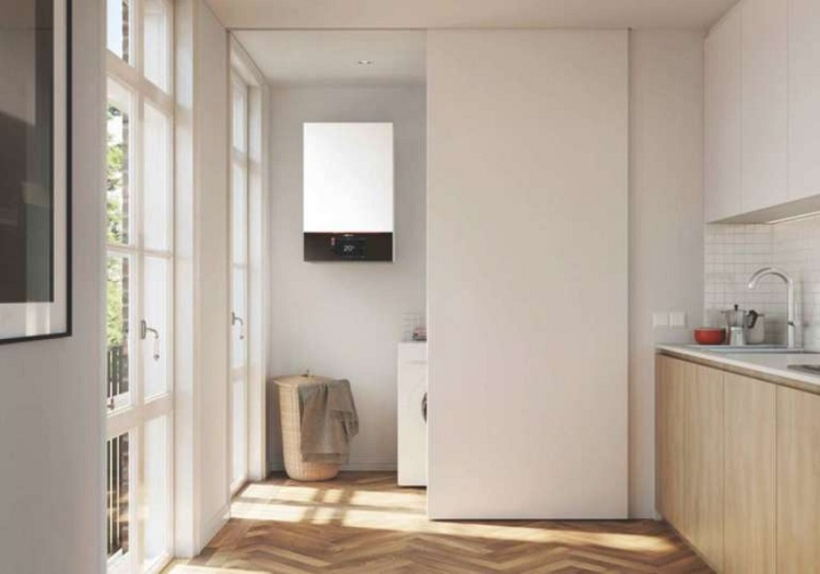 Vitodens 200-W: caldaia a condensazione murale efficiente e di design