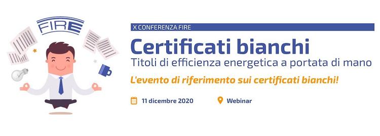Certificati Bianchi: titoli di efficienza energetica a portata di mano
