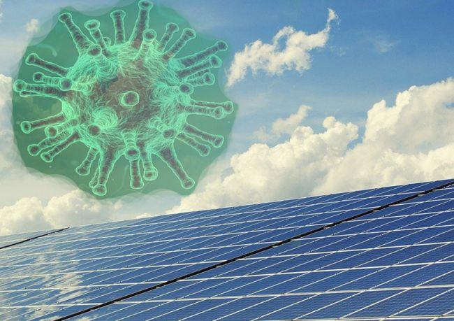 Le rinnovabili ai tempi del coronavirus