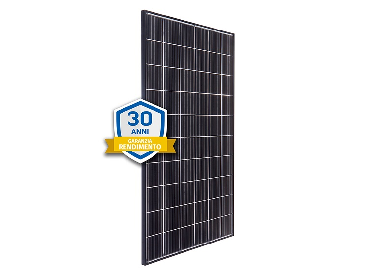 Pannello fotovoltaico Duetto
