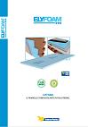 Brochure tecnica informativa delle Lastre Elyfoam