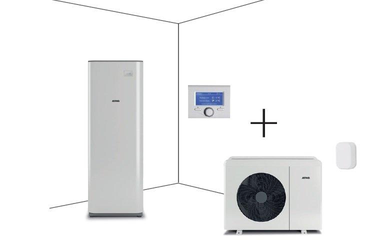 Pompe di calore ad elevata sostenibilità Energion M