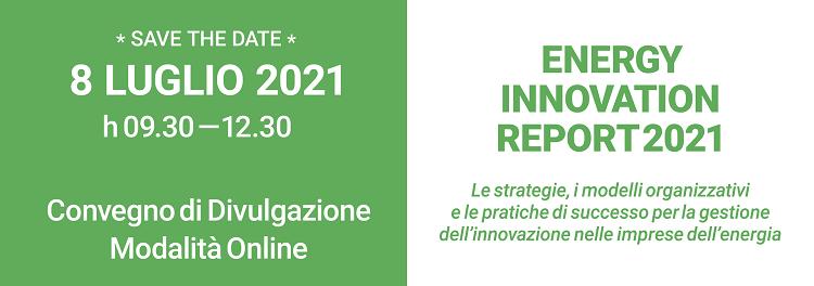 Energy Innovation Report 2021