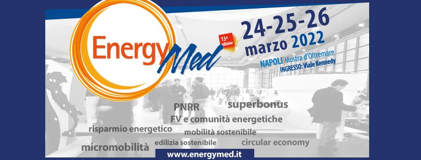 EnergyMed – Rivoluzione verde e transizione ecologica