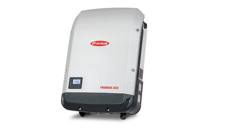 Inverter trifase Fronius Eco per impianti su larga scala