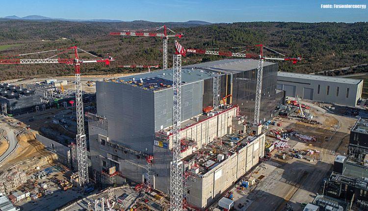 Energia da fusione: ITER procede, anche grazie all'Italia
