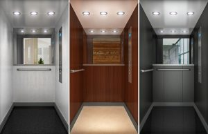 Genesis: ascensore senza locale macchina