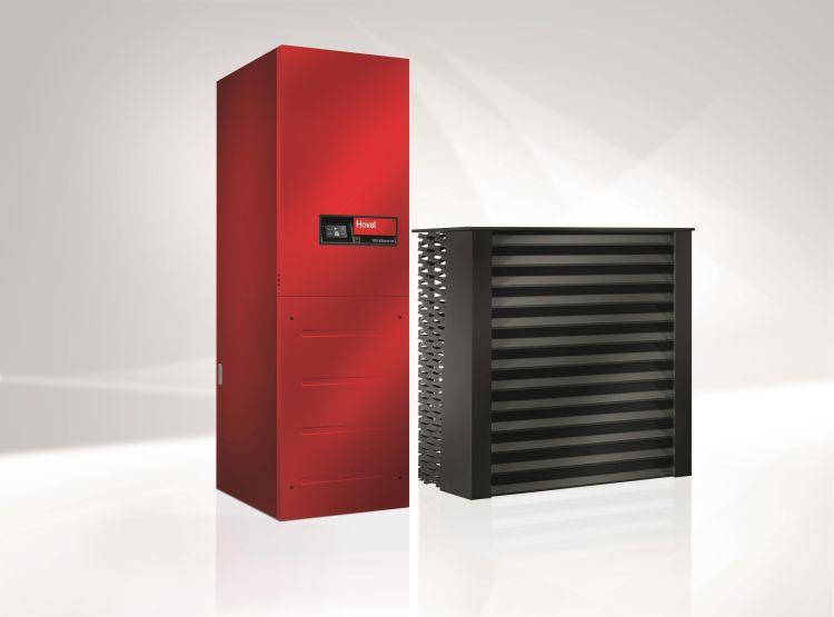 Hoval ULTRASOURCE: nuova generazione di pompe di calore
