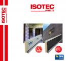 Brochure tecnica informativa di Isotec Parete Black