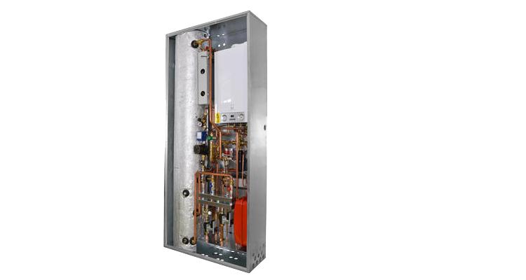 LibraVario Hybrid: sistema integrato ibrido ad incasso