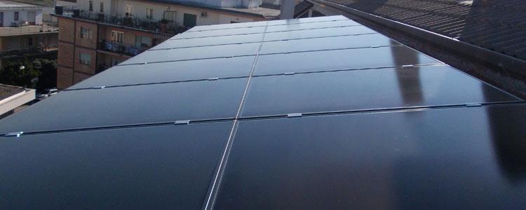 Pannelli fotovoltaici CIS