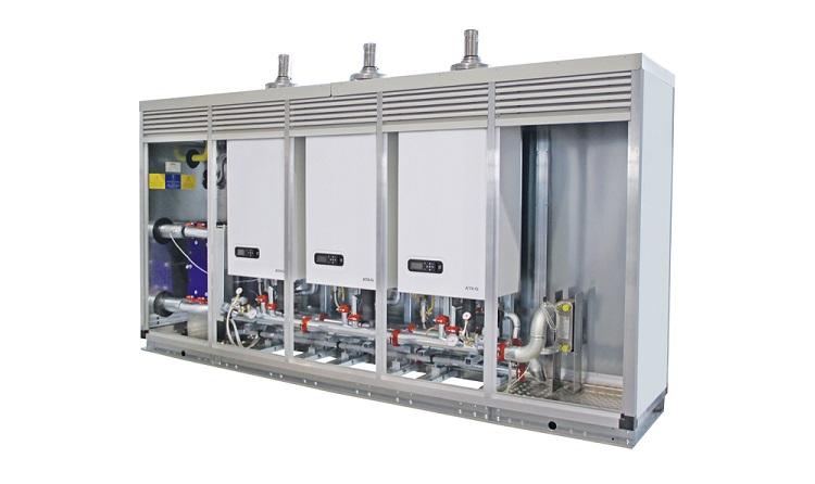 MODULO XL: gamma di generatori modulari