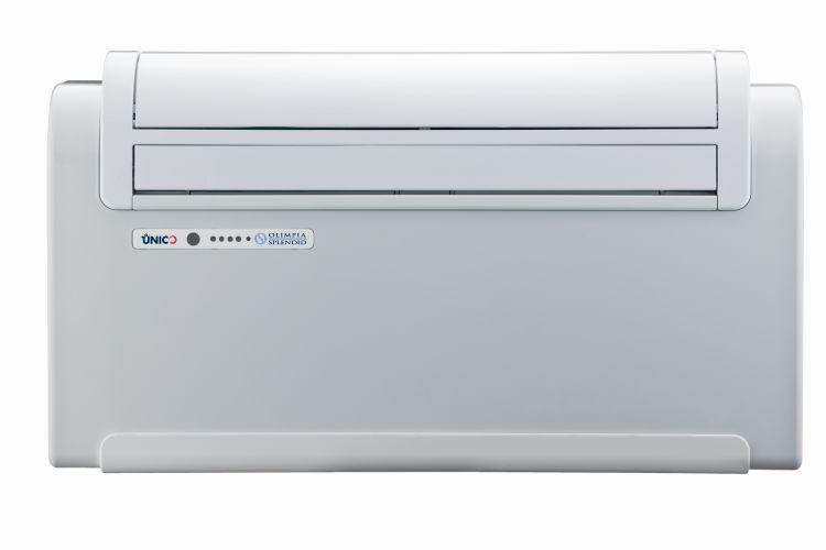 Olimpia Splendid introduce nella gamma di climatizzatori Unico il refrigerante R410A rigenerato