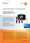 Scheda tecnica Smart Probes kit riscaldamento