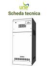 Scheda tecnica Zhero System
