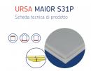 Scheda tecnicaURSA MAIOR S31P